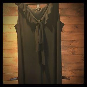 Tiana's B reversible Maxi Dress Size 2X